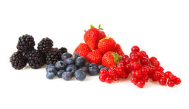 Healthy fresh fruit Royalty Free Stock Images