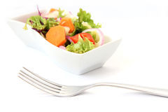 Healthy Fresh Salad Royalty Free Stock Photos