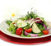 Healthy Fresh Salad Royalty Free Stock Image