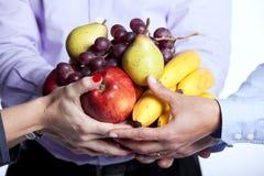 Healthy Fruit Choice Royalty Free Stock Photos