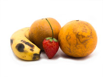 Healthy fruit competencies Stock Photo