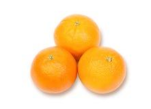 Healthy fruit. Oranges Royalty Free Stock Image
