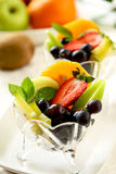 Healthy Fruit salad Stock Photos