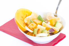 Healthy Fruit Salad Royalty Free Stock Image