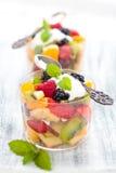 Healthy fruit salad. Stock Image