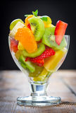 Healthy fruit salad Royalty Free Stock Photo