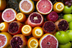 Healthy fruit for sale Stock Photos