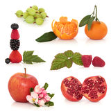 Healthy Fruit Selection Royalty Free Stock Image