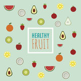 Healthy Fruit Stock Images