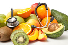 Healthy fruits Royalty Free Stock Photo