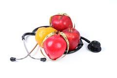 Healthy fruits Stock Photos