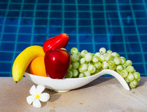 Healthy fruits Stock Photography