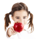 Healthy girl Royalty Free Stock Images