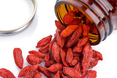Healthy Goji berry Royalty Free Stock Photo