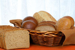 Healthy Grain Breads Stock Images