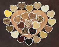 Healthy Grain Food Royalty Free Stock Images
