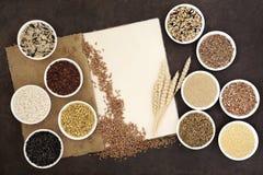 Healthy Grain Food Stock Photography