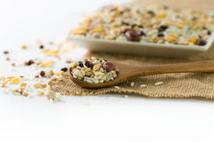 Healthy grains Stock Photo