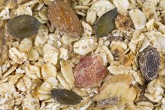 Healthy Granola Stock Images