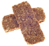 Healthy Granola Bars Stock Photos
