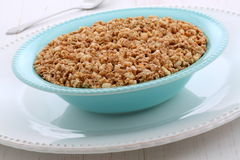 Healthy granola croustillant Stock Photography