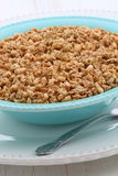 Healthy granola croustillant Royalty Free Stock Photography