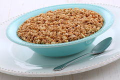Healthy granola croustillant Royalty Free Stock Photo