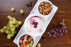 Healthy granola Stock Photography