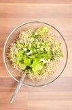 Healthy green dish Royalty Free Stock Image