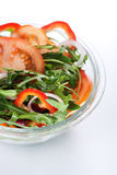 Healthy green salad Stock Photos