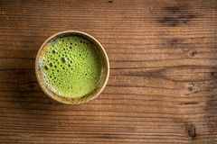 Healthy green tea Royalty Free Stock Photo