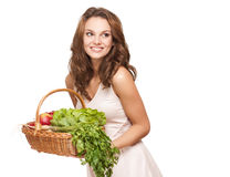 Healthy groceries. Royalty Free Stock Images