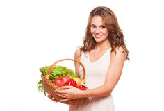 Healthy groceries. Royalty Free Stock Image