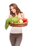 Healthy groceries. Royalty Free Stock Photo