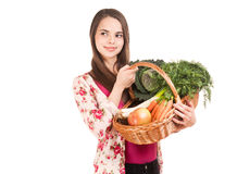Healthy groceries. Stock Photography