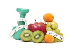 Healthy habits Stock Photography