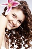 Healthy hair Royalty Free Stock Photos