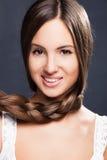 Healthy hair Stock Photo