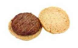 Healthy Hamburger Royalty Free Stock Photos