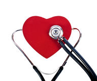 Healthy heart Stock Photo
