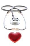 Healthy heart Stock Image