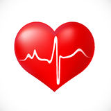 Healthy Heart icon Royalty Free Stock Images