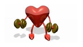 Healthy heart stock footage