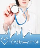 Healthy Heart Royalty Free Stock Images