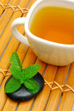 Healthy herbal tea Stock Images