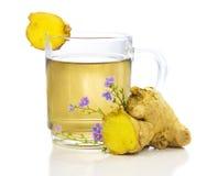 Healthy, Herbal Tea Royalty Free Stock Photography