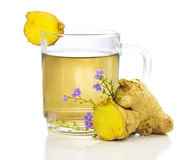 Healthy, herbal tea Royalty Free Stock Photography