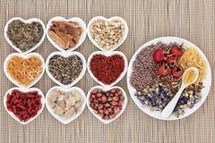 Healthy Herbal Tea Stock Photos