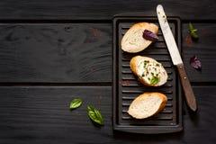 Healthy homemade breakfast. Royalty Free Stock Photo