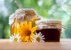 Healthy honey Stock Photography